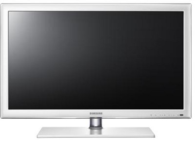 UN22D5010 22-Inch 1080p 60Hz LED HDTV - White - OPEN BOX