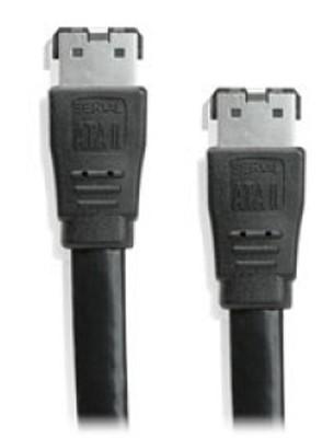 eSATA 3Gbps External Cable 6ft. (2m) - G2LeS306W6