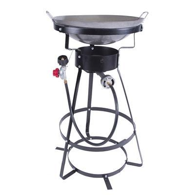 54,000 BTU Outdoor Cooker with Wok - 217-100