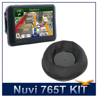 nuvi 765T North America City Navigator GPS Peace of Mind Kit