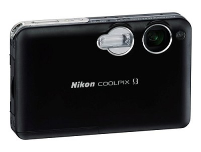 Coolpix S3 Digital Camera