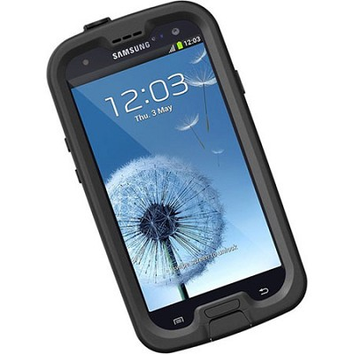 Samsung Galaxy S3 Fre Case - Black