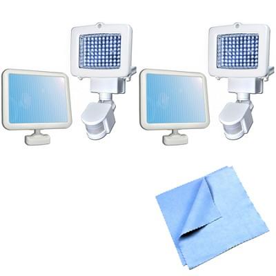 80 LED Solar Motion Light - 82080 2-Pack Bundle