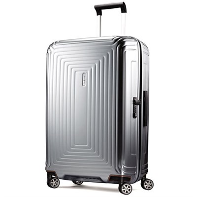 28` Neopulse Hardside Spinner 75/28 - Metallic Silver