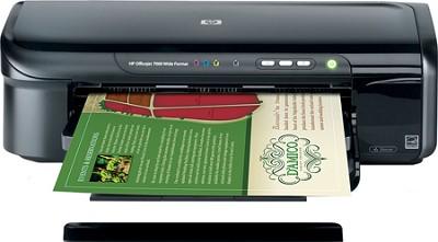 E809A - Officejet 7000 Wide Format Printer - OPEN BOX
