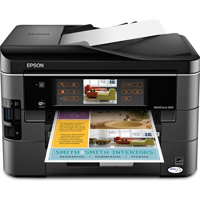 WorkForce 845 All-in-One Printer - OPEN BOX