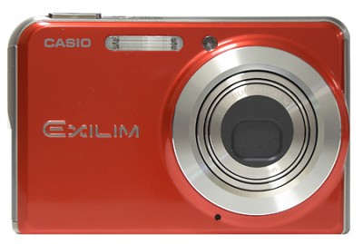 EX-S770 7 MP with 3X Optical Zoom and 2.8` Super Bright  LCD (Red)