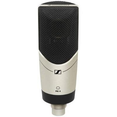 MK4 Large Diaphragm Condenser Microphone