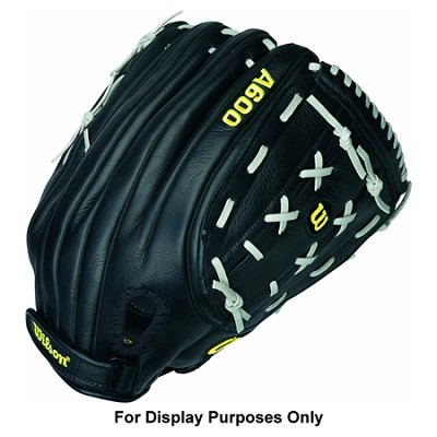 A600 Slowpitch Glove - Left Hand Throw - Size 14`