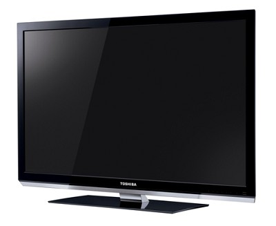 55-Inch 1080p 120 Hz Ultra Thin LED HDTV, Black - REFURBISHED