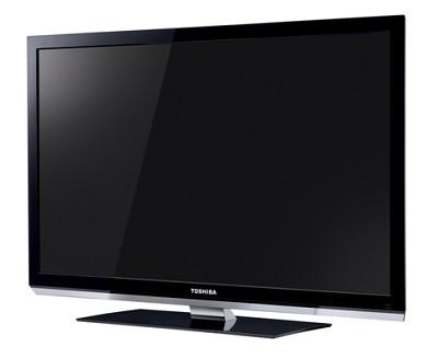 55-Inch 1080p 120 Hz Ultra Thin LED HDTV, Black - REFURBISHED