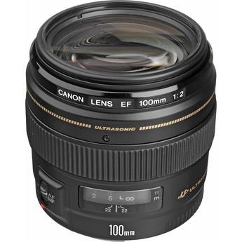 EF 100mm F/2.0 USM Lens