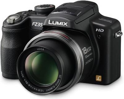 Lumix DMC-FZ35K 12.1 Megapixel 18x Zoom Digital Camera - REFURBISHED