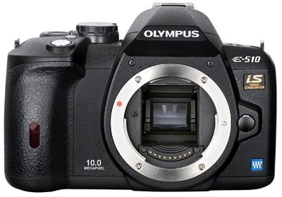Evolt E-510 10.1MP Digital SLR (Body Only)