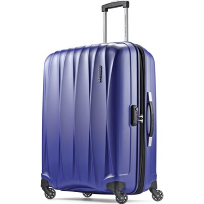 25` Arona Premium Hardside Spinner Luggage (Blue) - 73073-1090