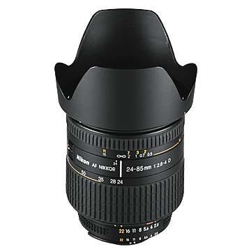 24-85mm F/2.8-4D AF Zoom-Nikkor  Lens, With Nikon 5-Year USA Warranty