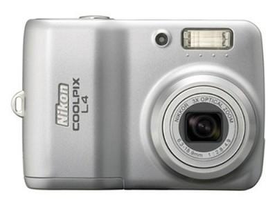 Coolpix L4 Digital Camera