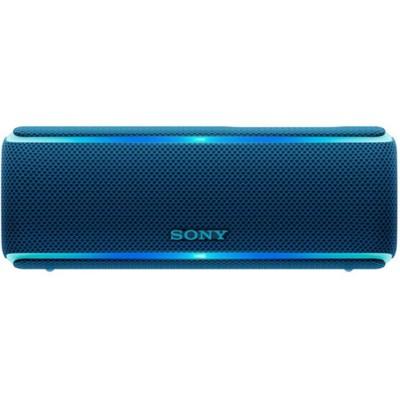 Portable Wireless Bluetooth Speaker - Blue - SRSXB21/LI