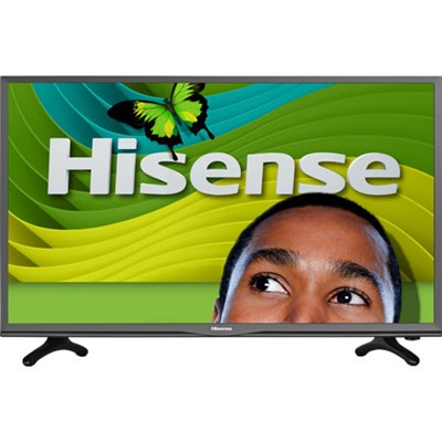 H3 Series Feature 43` Class 1080p Full HD 120Hz LED HDTV