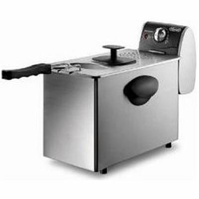 D14427DZ - Dual-Zone Deep Fryer, Stainless Steel