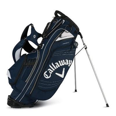 Callaway Golf Hyper-Lite 4.5 Stand Bag Navy 5113020