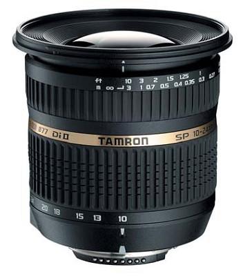 10-24mm F/3.5-4.5 Di II LD SP AF Aspherical (IF) Lens For Nikon AF