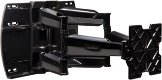 SA760 Articulating Arm Wall Mount for 37` to 63` TVs w/ adapter - OPEN BOX