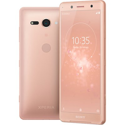 Xperia XZ2 Compact - Unlocked Phone - 5.0` - 64GB - (Coral Pink) - (1313-7920)