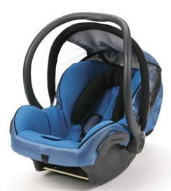 Mico Infant Car Seat (Ocean Reflection)