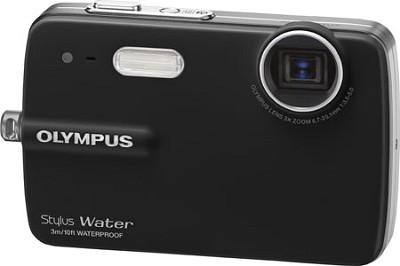 Stylus 550 10MP Waterproof Digital Camera (Black) - REFURBISHED