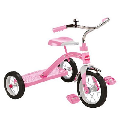 34G Classic Pink Tricycle