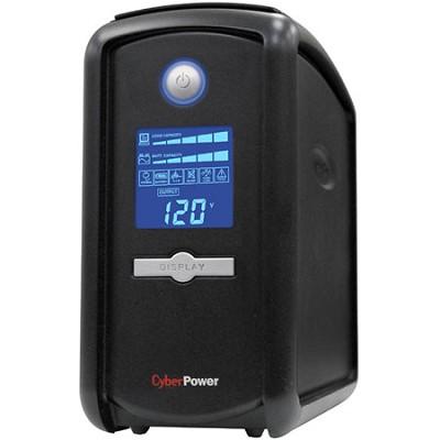 CP1000AVRLCD Intelligent LCD Series UPS 1000VA 600W AVR Mini-Tower