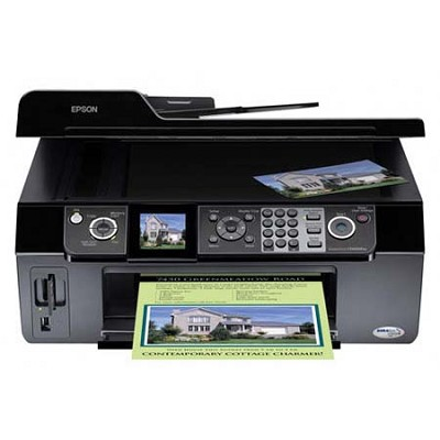 Stylus CX9400 Fax All-in-One