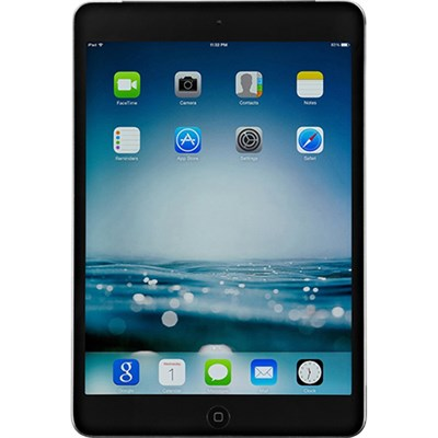 iPad Mini 2 with Retina Display (32GB, WiFi, Space Gray) (Certified Refurbished)