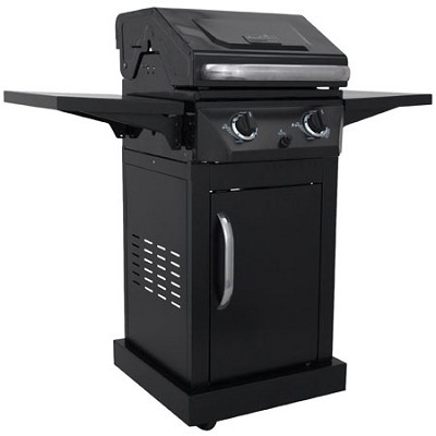 Classic C-22GO 300 sq. inch, 30,000 BTU, 2-Burner Gas Grill with Single Door