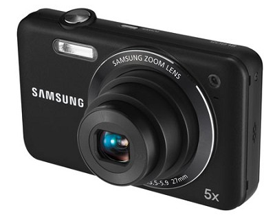SL605 Digital Camera (Black)