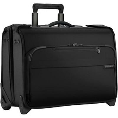 Baseline Carry-on Wheeled Garment Bag - Black (U174-4)