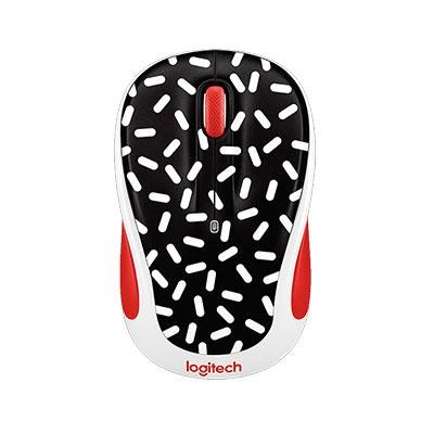 M325c Wireless Mouse in Memphis Black - 910-004753