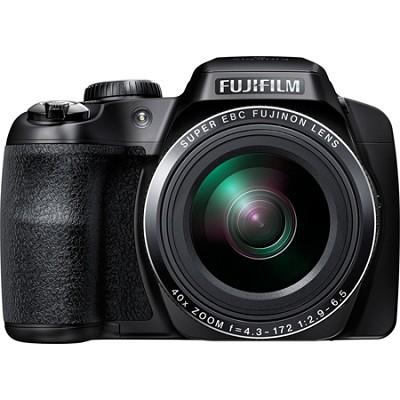 FinePix S8200 16 MP 40 X ZOOM Digital Camera with 3-Inch LCD (Black) - OPEN BOX
