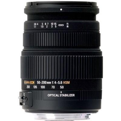 50-200mm F/4-5.6 DC HSM Sony Lens (Factory Refurbished)