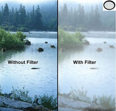 49mm Fog 3 Glass Filter
