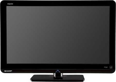 AQUOS LC-19LS410UT 19` LED TV - OPEN BOX