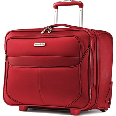 LIFTwo 18` Wheeled Travel Essential Boarding Bag - Red - OPEN BOX