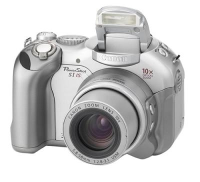 Powershot S1 IS Digital Camera