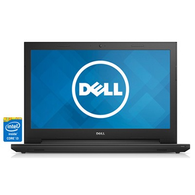 Inspiron 15 15.6` Touch HD i3542-5000BK Notebook PC - Intel Core i3-4030U Proc.