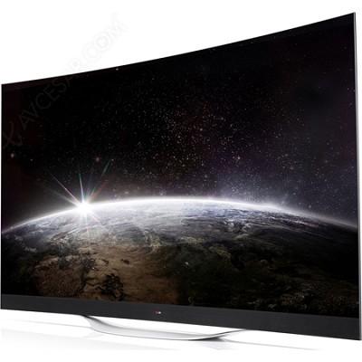 55EC9700 - 55-Inch 2160p Smart 3D Curved OLED HDTV