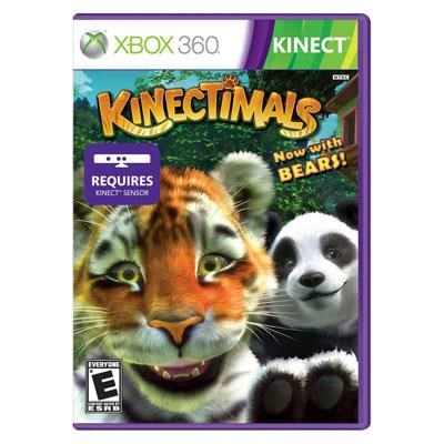 Kinectimals Now with Bears for 360 - 3PK-00001