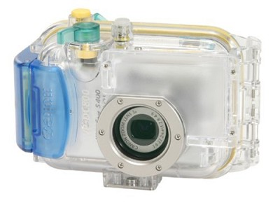 WATERPROOF CASE WP-DC800  (For Powershot S500,S410,S400)