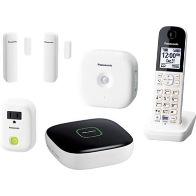 KX-HN6003W Smart Home Monitoring System/Control Kit White - OPEN BOX