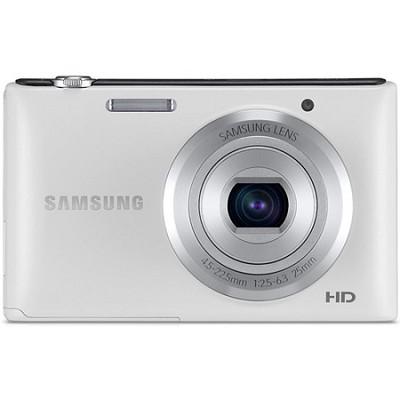 ST72 Digital Camera - White - OPEN BOX